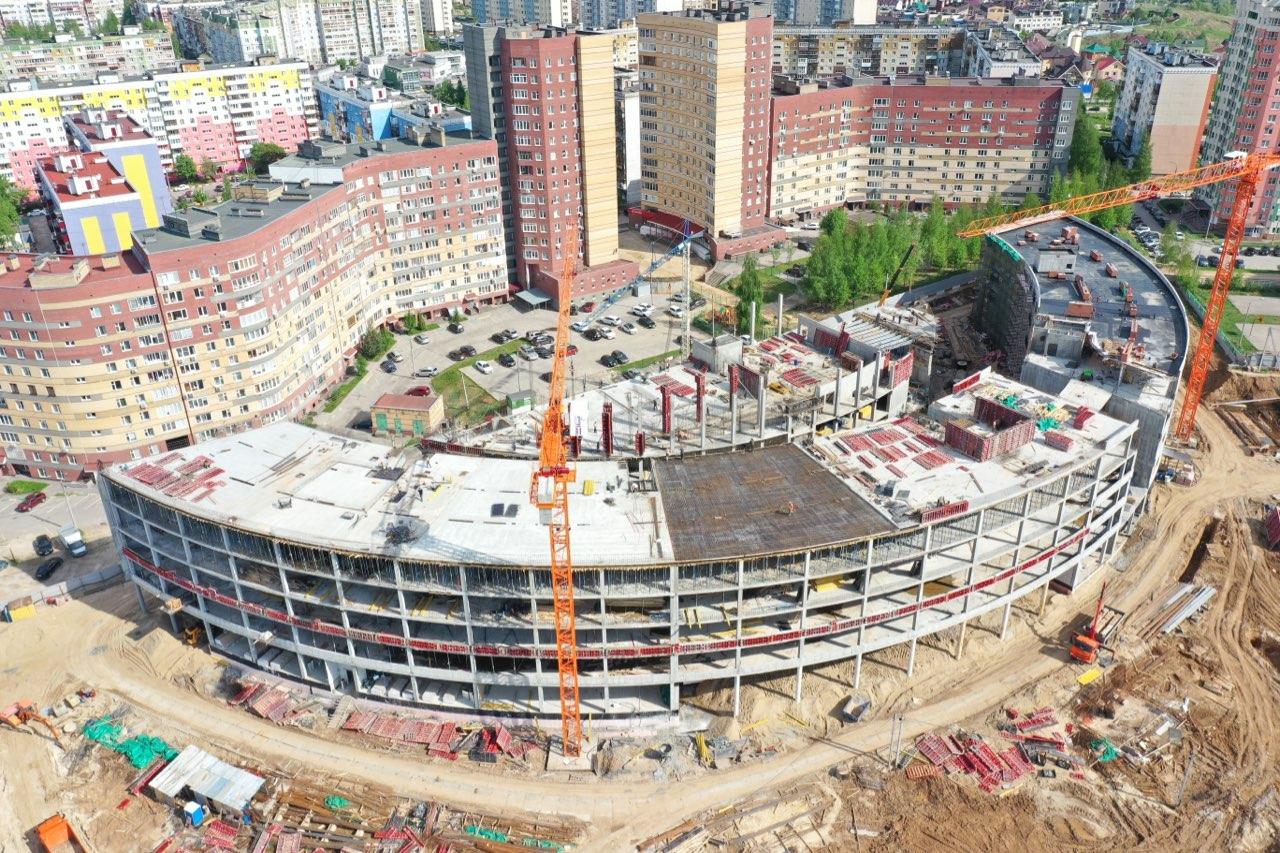 «Школу 800» откроют в январе 2022 года в Нижнем Новгороде - фото 1