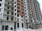 Ход строительства дома № 1 корпус 1 в ЖК Жюль Верн - фото 102, Январь 2016