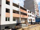 Ход строительства дома № 67 в ЖК Рубин - фото 81, Май 2015