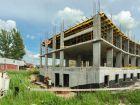 Ход строительства дома № 5 в ЖК Ватсон - фото 13, Июль 2021