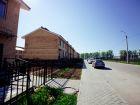 Ход строительства дома 2 типа в Микрогород Стрижи - фото 9, Октябрь 2017