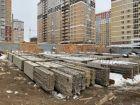 ЖК Горизонт - ход строительства, фото 92, Январь 2020
