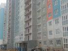 Ход строительства дома № 10 в ЖК Корабли - фото 23, Август 2019