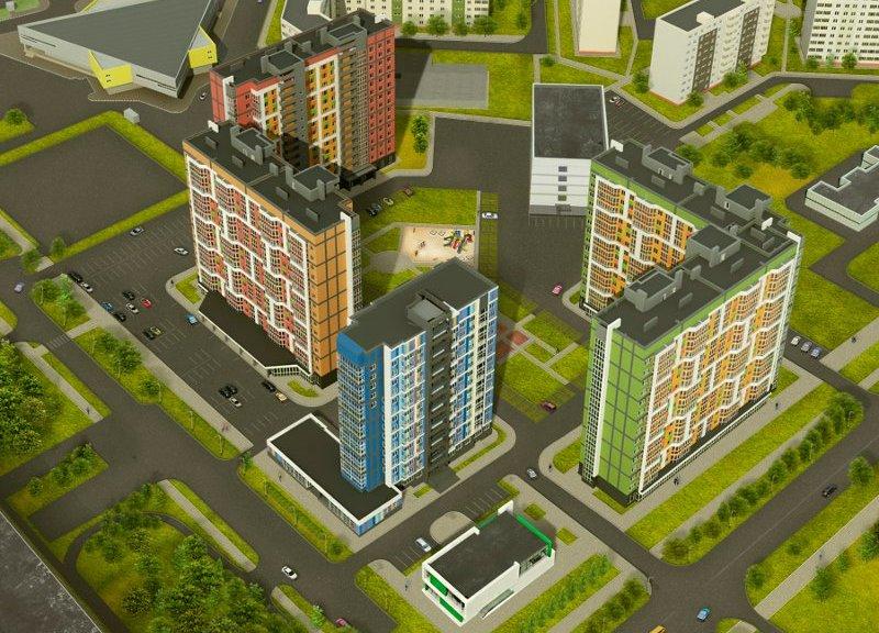 ЖК Мой дом на Коломенской - фото 1