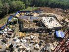 Ход строительства дома № 3 в ЖК Подкова на Родионова - фото 11, Июль 2021
