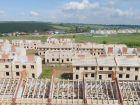 Ход строительства дома 1 типа в Микрогород Стрижи - фото 23, Июнь 2017
