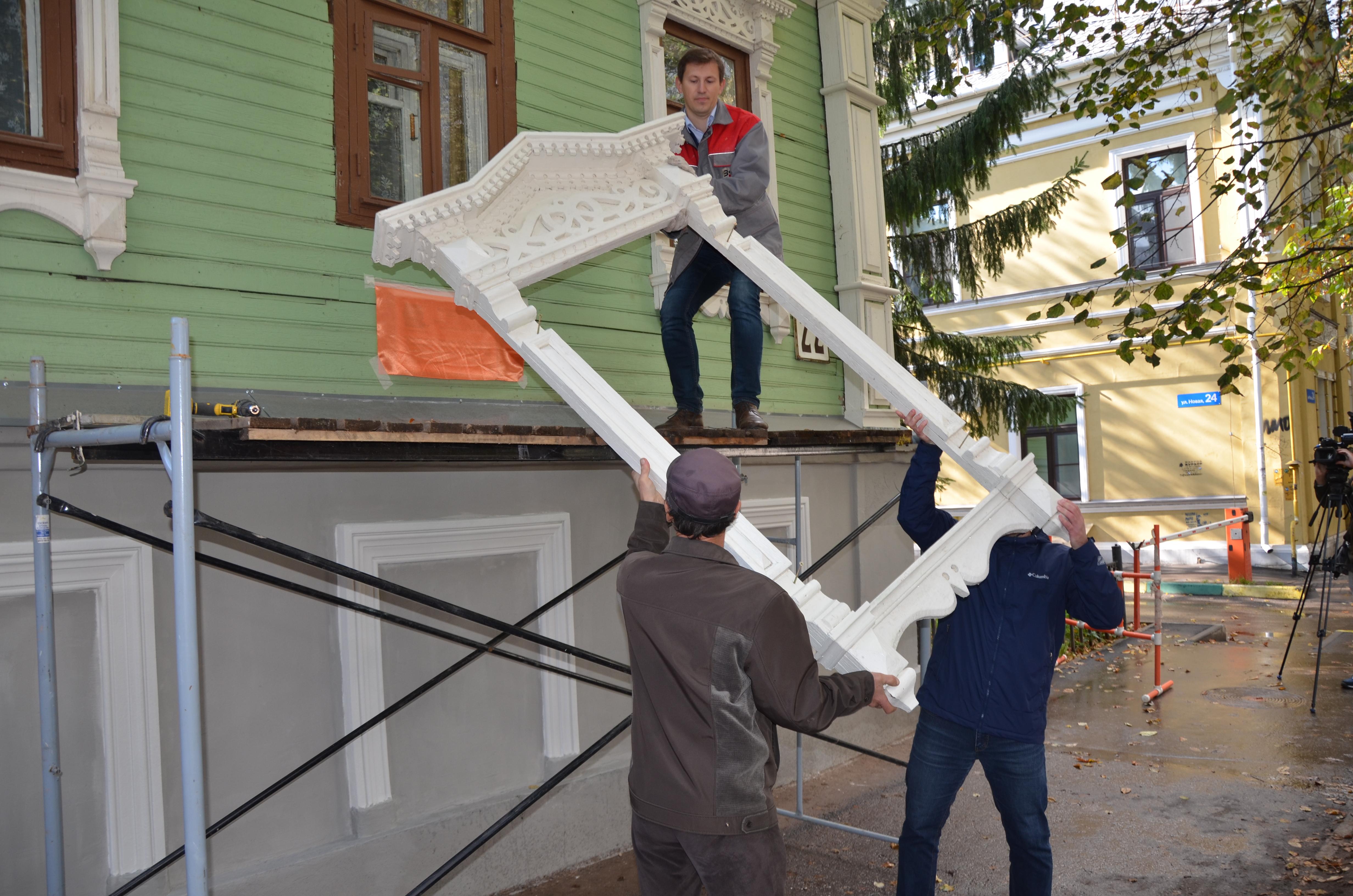 Закрылся Том Сойер Фест Нижний Новгород. Сколько зданий спасли в 2019 году?