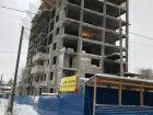 ЖК Алый Парус - ход строительства, фото 16, Январь 2018