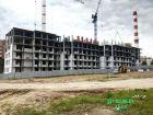 Ход строительства дома № 1 в ЖК Корица - фото 36, Июнь 2021