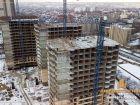 Ход строительства дома Литер 1 в ЖК Звезда Столицы - фото 91, Декабрь 2018