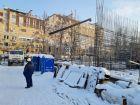 Ход строительства дома № 1 в ЖК Покровский - фото 50, Январь 2021