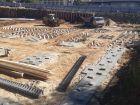 Ход строительства дома № 3 в ЖК Квартет - фото 65, Сентябрь 2020