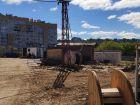 Ход строительства дома № 1 в ЖК Корица - фото 84, Сентябрь 2020