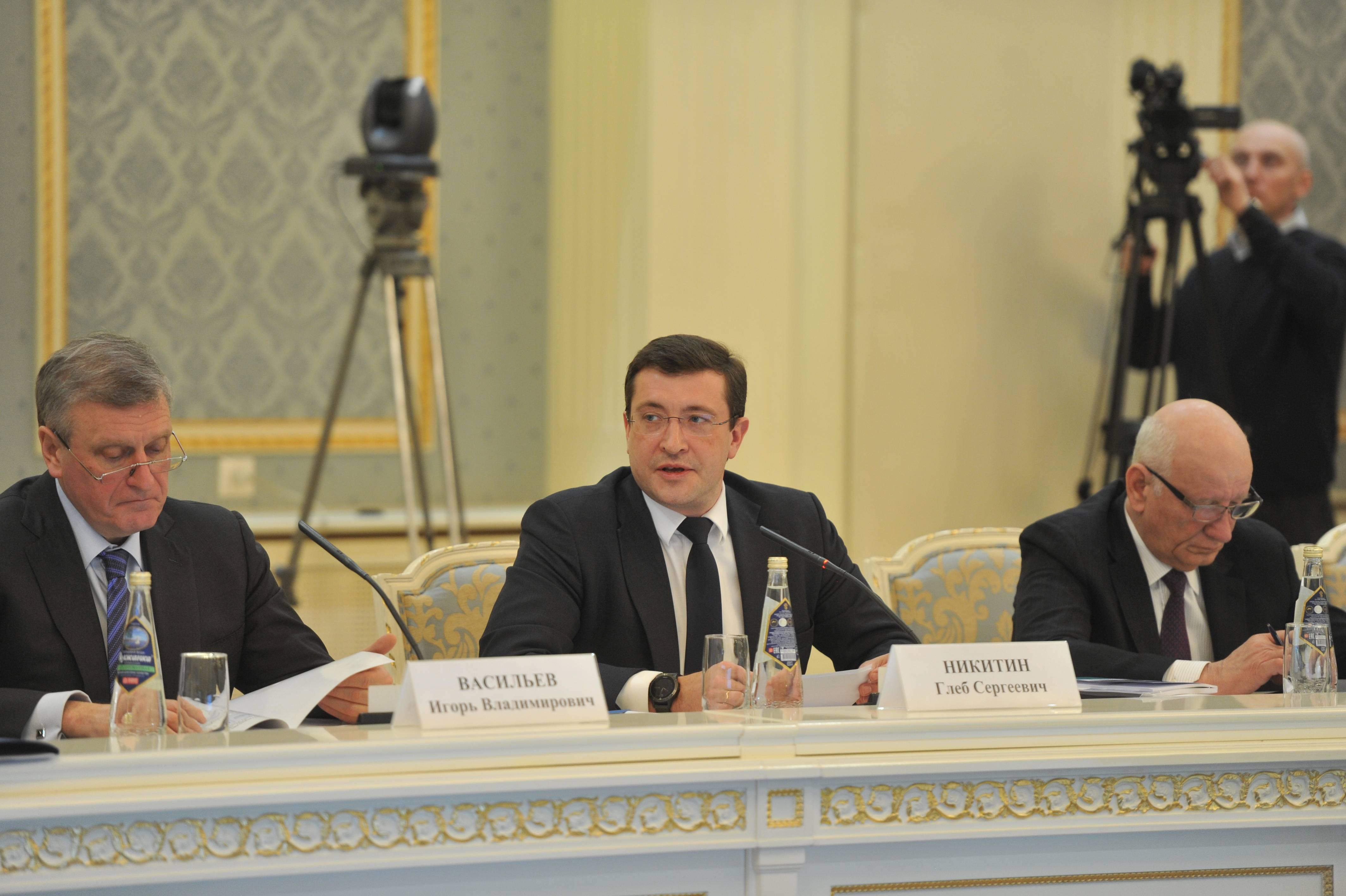 Глеб Никитин анонсировал развитие сети «Кванториумов» в Нижегородской области