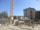 Ход строительства дома  Литер 2 в ЖК Я - фото 80, Август 2019