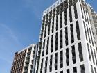 Комплекс апартаментов KM TOWER PLAZA (КМ ТАУЭР ПЛАЗА) - ход строительства, фото 47, Сентябрь 2020