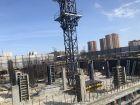 ЖК Левенцовский - ход строительства, фото 85, Апрель 2019