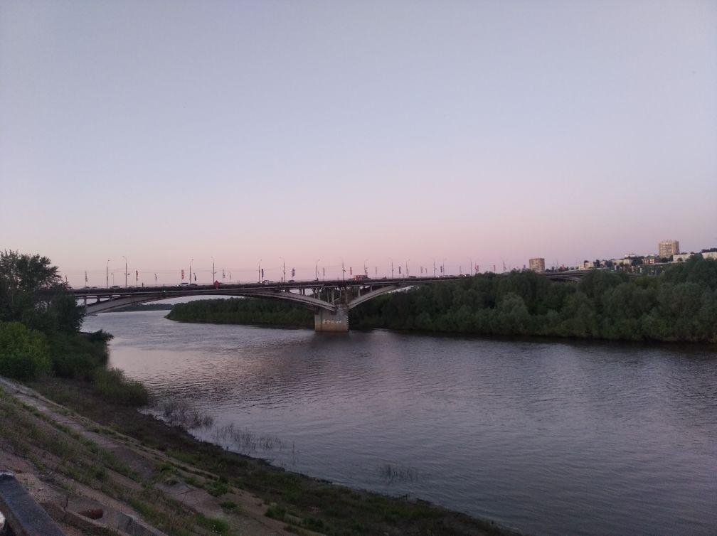 Проход под Канавинским мостом обустраивают в Нижнем Новгороде - фото 1