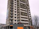 НЕБО на Ленинском, 215В - ход строительства, фото 25, Декабрь 2019