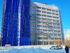 Ход строительства дома № 2 в ЖК АВИА - фото 21, Март 2021