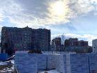 Ход строительства дома Литер 3 в ЖК Рубин - фото 4, Февраль 2021