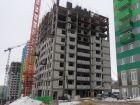 Ход строительства дома № 2 в ЖК Красная поляна - фото 50, Март 2016