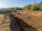 Ход строительства дома № 2 в ЖК Книги - фото 64, Сентябрь 2020