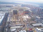 Ход строительства дома Литер 3 в ЖК Самолет 2 - фото 13, Февраль 2021