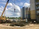 Ход строительства дома № 1 в ЖК Удачный 2 - фото 19, Июнь 2020