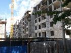Ход строительства дома № 36 в ЖК Сердце Нижнего - фото 7, Сентябрь 2015