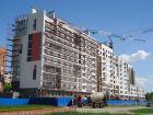 Жилой дом: ул. Дворовая д. 30 - ход строительства, фото 24, Май 2015