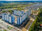 Ход строительства дома № 14 в ЖК Торпедо - фото 17, Октябрь 2019
