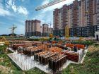 Ход строительства дома Литер 5/1 в ЖК Вересаево - фото 1, Июль 2020