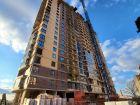 Ход строительства дома Литер 1 в ЖК Династия - фото 16, Апрель 2020