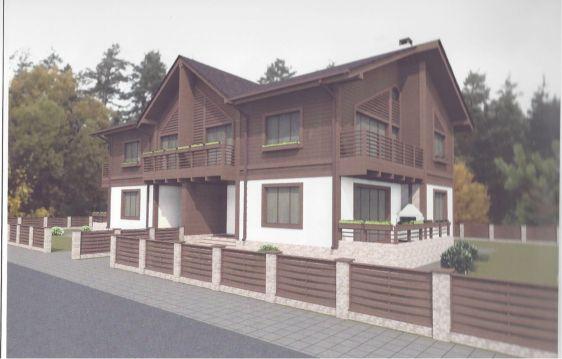 Дом Типа дуплекс (175,5 м2) в КП DolinaGreen (Долина Грин) - фото 3