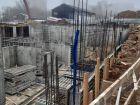 Ход строительства дома № 3 в ЖК Квартет - фото 53, Ноябрь 2020