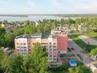 ЖК Волжский-Берег - ход строительства, фото 2, Июнь 2021