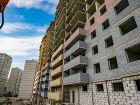 ЖК Zапад (Запад) - ход строительства, фото 33, Сентябрь 2019