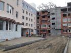 ЖК Сергиевская Слобода - ход строительства, фото 22, Ноябрь 2020