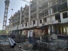 Ход строительства дома ул. Мечникова, 37 в ЖК Мечников - фото 26, Октябрь 2019