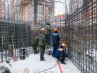 ЖК Пушкин - ход строительства, фото 118, Февраль 2019