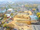 Ход строительства дома Литер 1 в ЖК Рубин - фото 39, Октябрь 2019