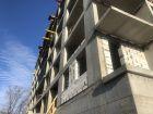 Ход строительства дома № 2 в ЖК Подкова на Родионова - фото 54, Ноябрь 2020