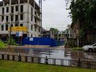 Ход строительства дома №1 в ЖК Премиум - фото 112, Июль 2017