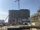 Ход строительства дома Литер 1 в ЖК Династия - фото 38, Март 2019