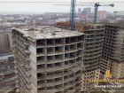 Ход строительства дома Литер 1 в ЖК Звезда Столицы - фото 85, Январь 2019