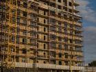 Ход строительства дома Литер 1 в ЖК Первый - фото 89, Сентябрь 2018