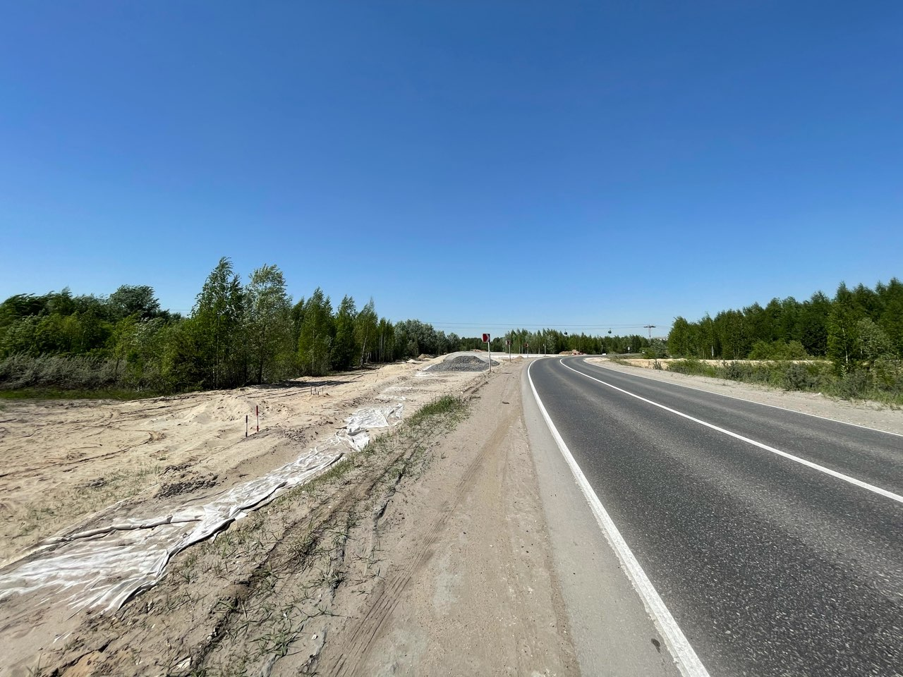 I и III этапы Южного обхода Нижнего Новгорода готовы на 40% - фото 1
