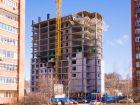 Каскад на Сусловой - ход строительства, фото 30, Апрель 2017