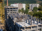 Ход строительства дома № 2 в ЖК Заречье - фото 3, Сентябрь 2021
